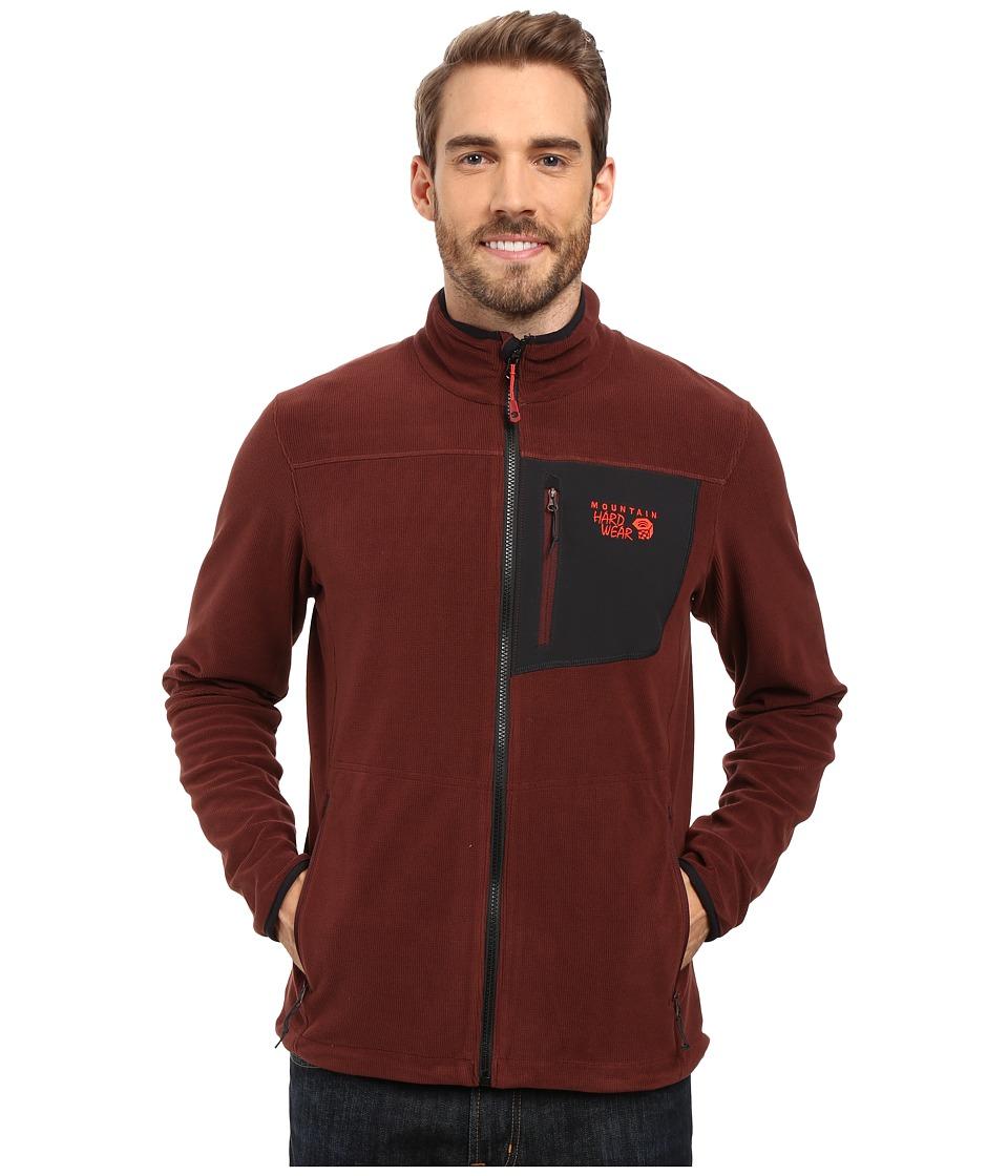 Mountain Hardwear - Strecker Lite Jacket (Redwood) Men's Jacket