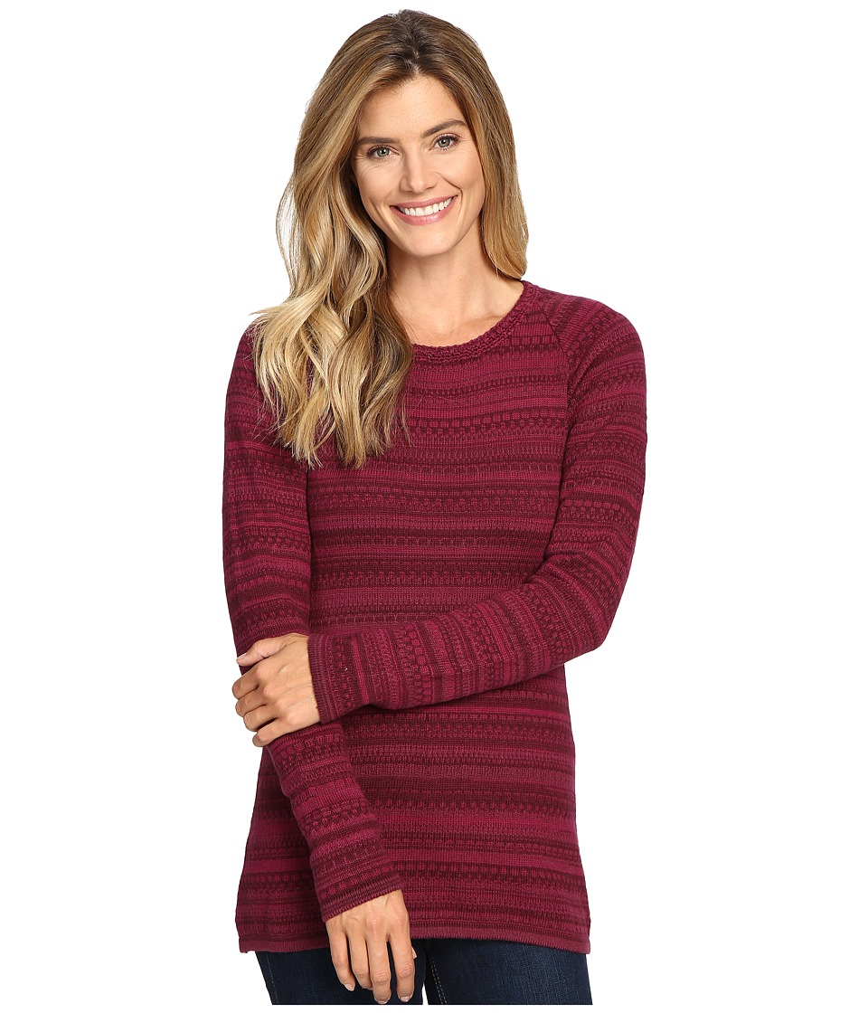 Kuhl - Alessandra Sweater (Claret) Women's Sweater