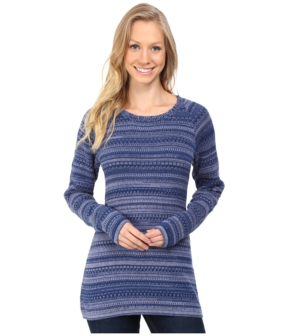 KUHL - Alessandra Sweater (Storm Blue) Women's Sweater