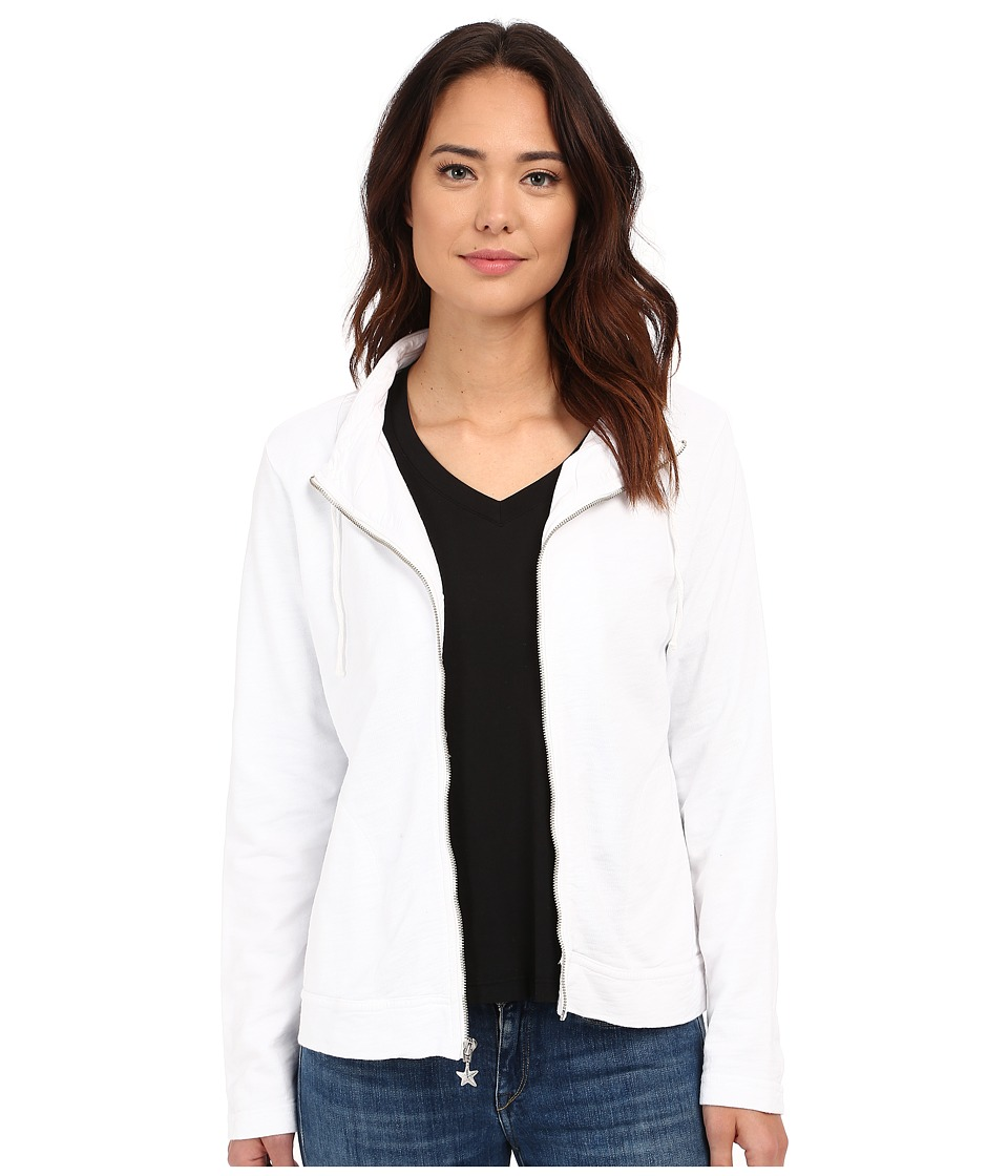 Fresh Produce - Lotus Jacket (White) Women's Jacket