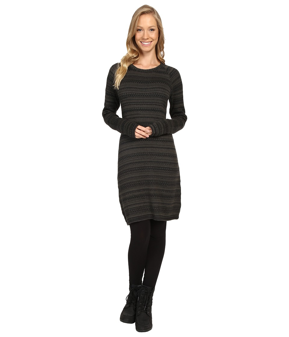 KUHL - Alessandra Sweater Tunic (Dark Forest) Women's Dress