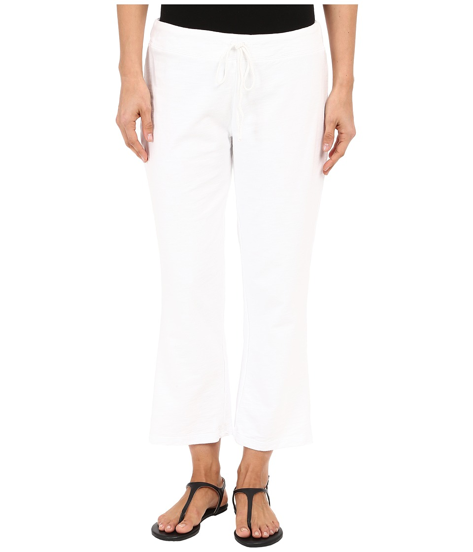 Fresh Produce - Lotus Capris (White) Women's Capri