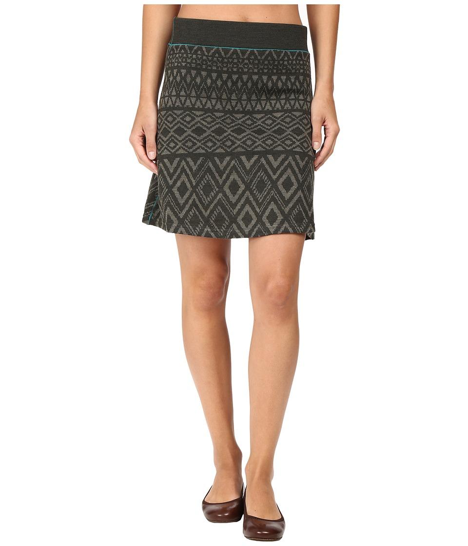 KUHL - Adriana Skirt (Dark Forest) Women's Skirt