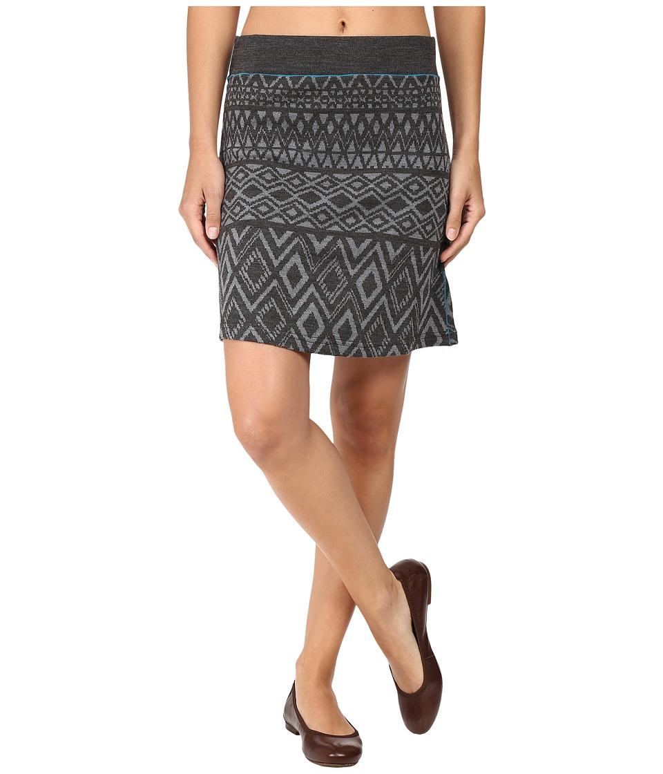 Kuhl - Adriana Skirt (Raven) Women's Skirt