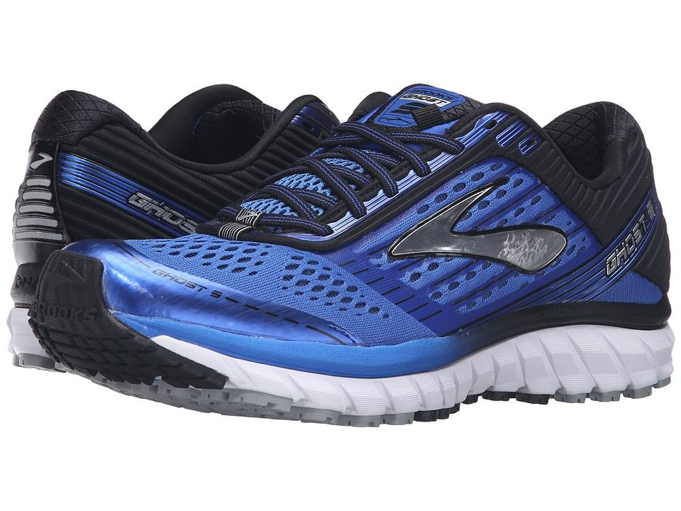 Brooks - Ghost 9 (Electric Brooks Blue/Black/Silver) Men's Running Shoes