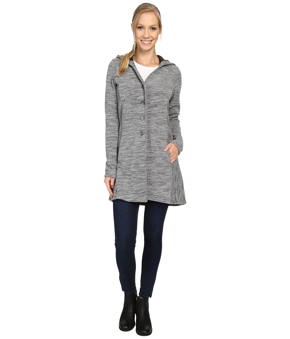 KUHL - Isla Long Coat (Ash) Women's Coat