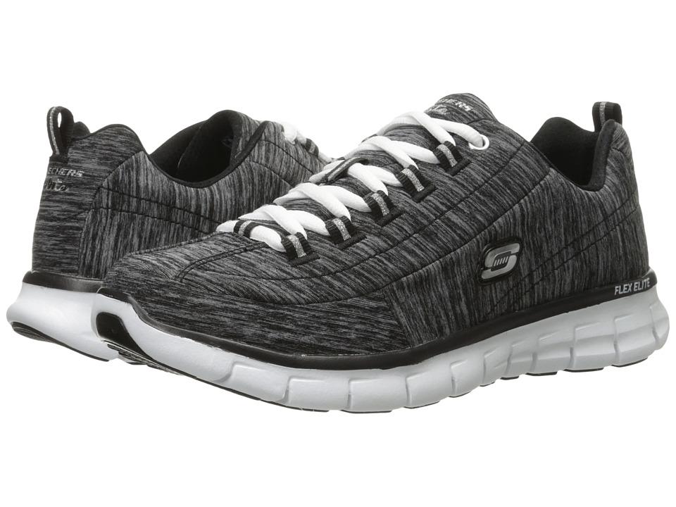 SKECHERS - Spot On (Black) Women's Running Shoes