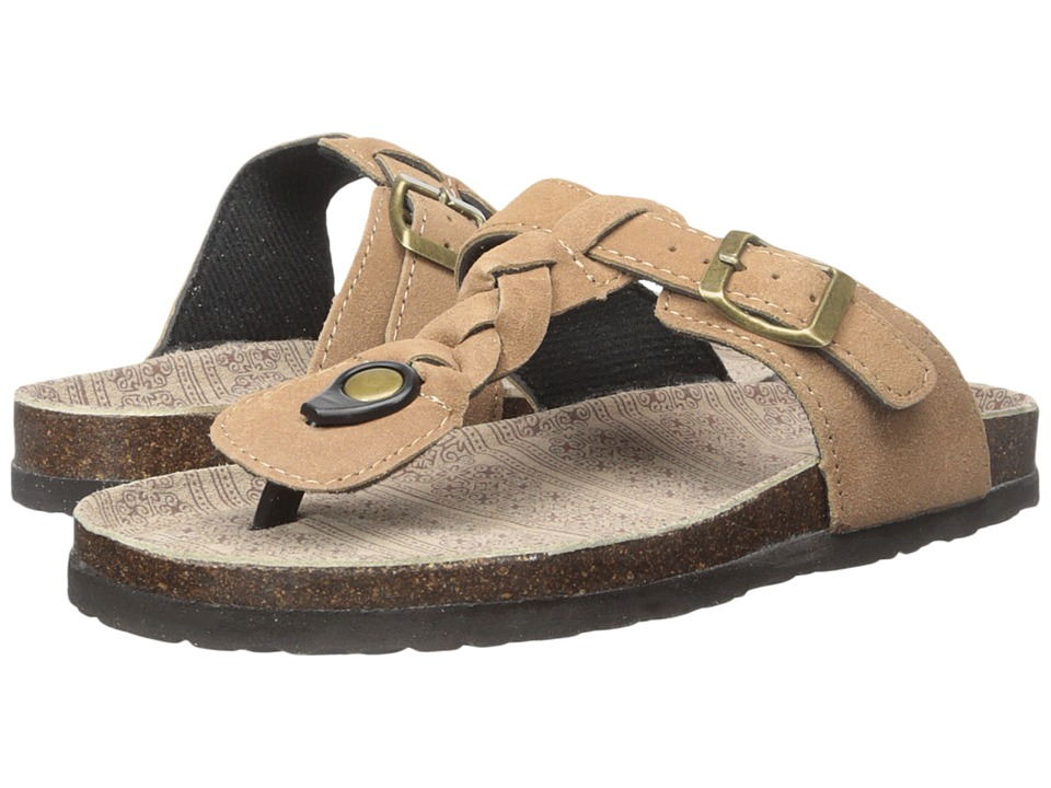 MUK LUKS - Marsha (Tan) Women's Sandals