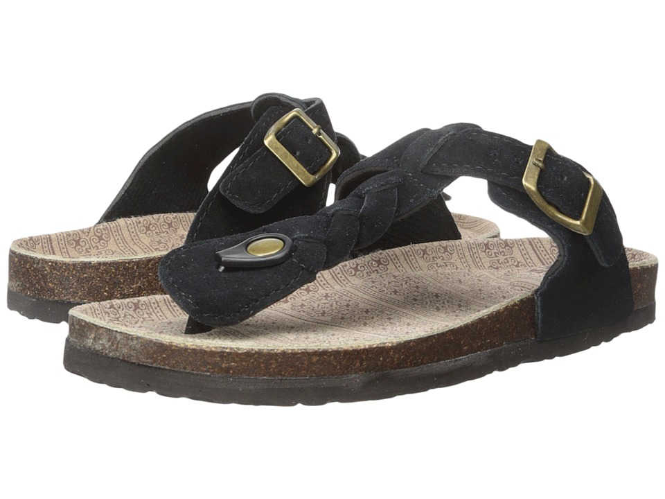 MUK LUKS - Marsha (Black) Women's Sandals