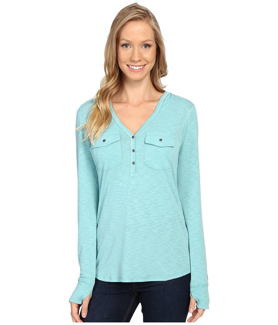 KUHL - Sora Hoodie (Dew) Women's Sweatshirt