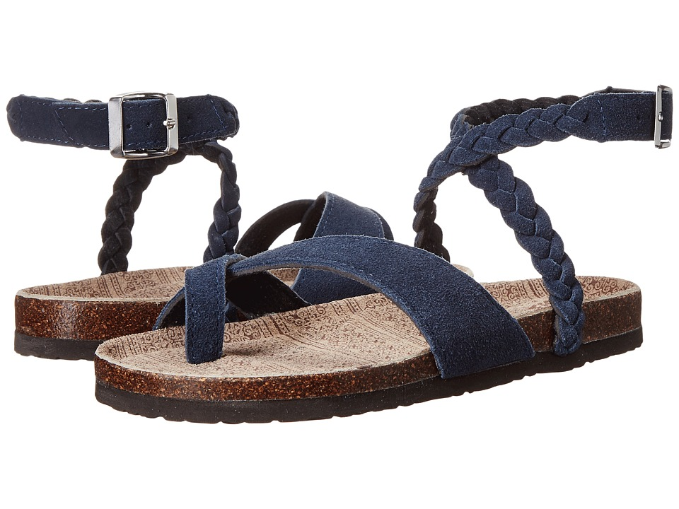 MUK LUKS - Estelle (Navy) Women's Sandals