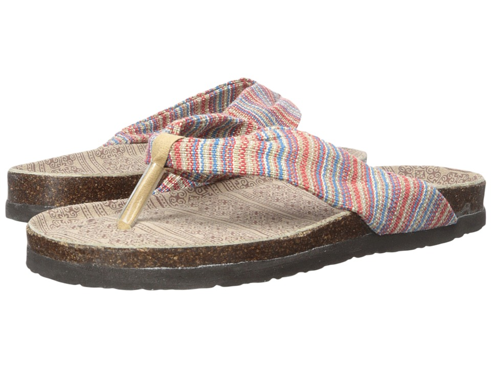 MUK LUKS - Julia (Multi 2) Women's Sandals