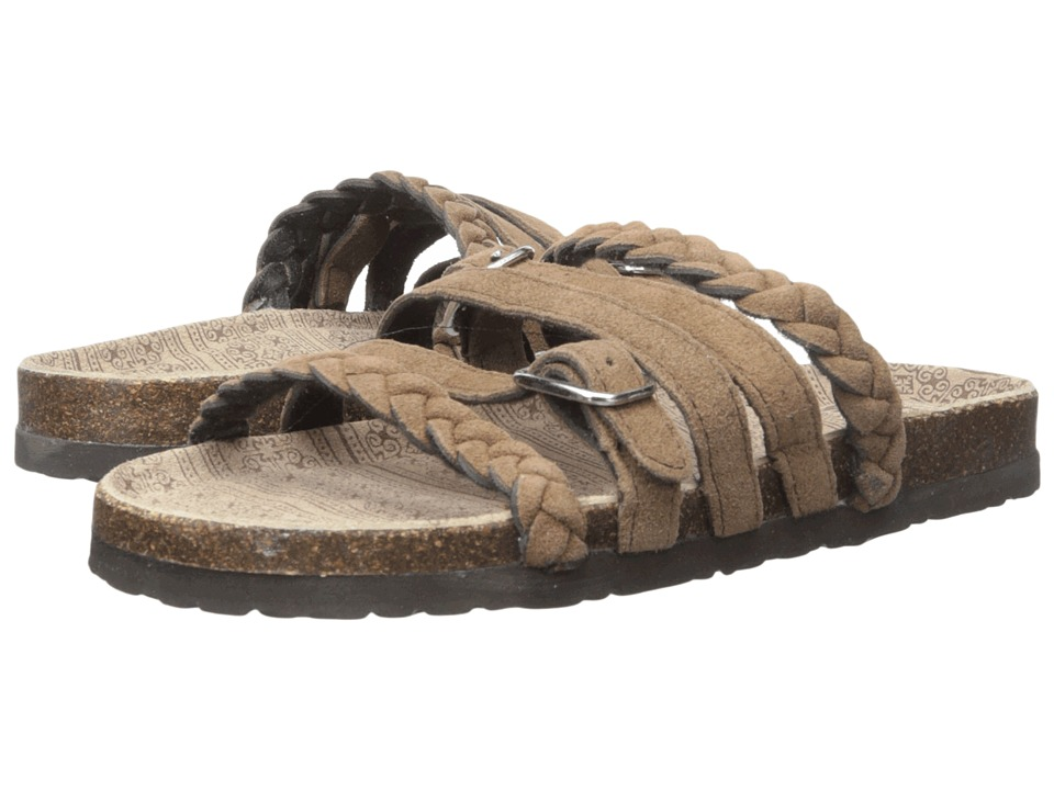 MUK LUKS - Terri (Brown) Women's Sandals