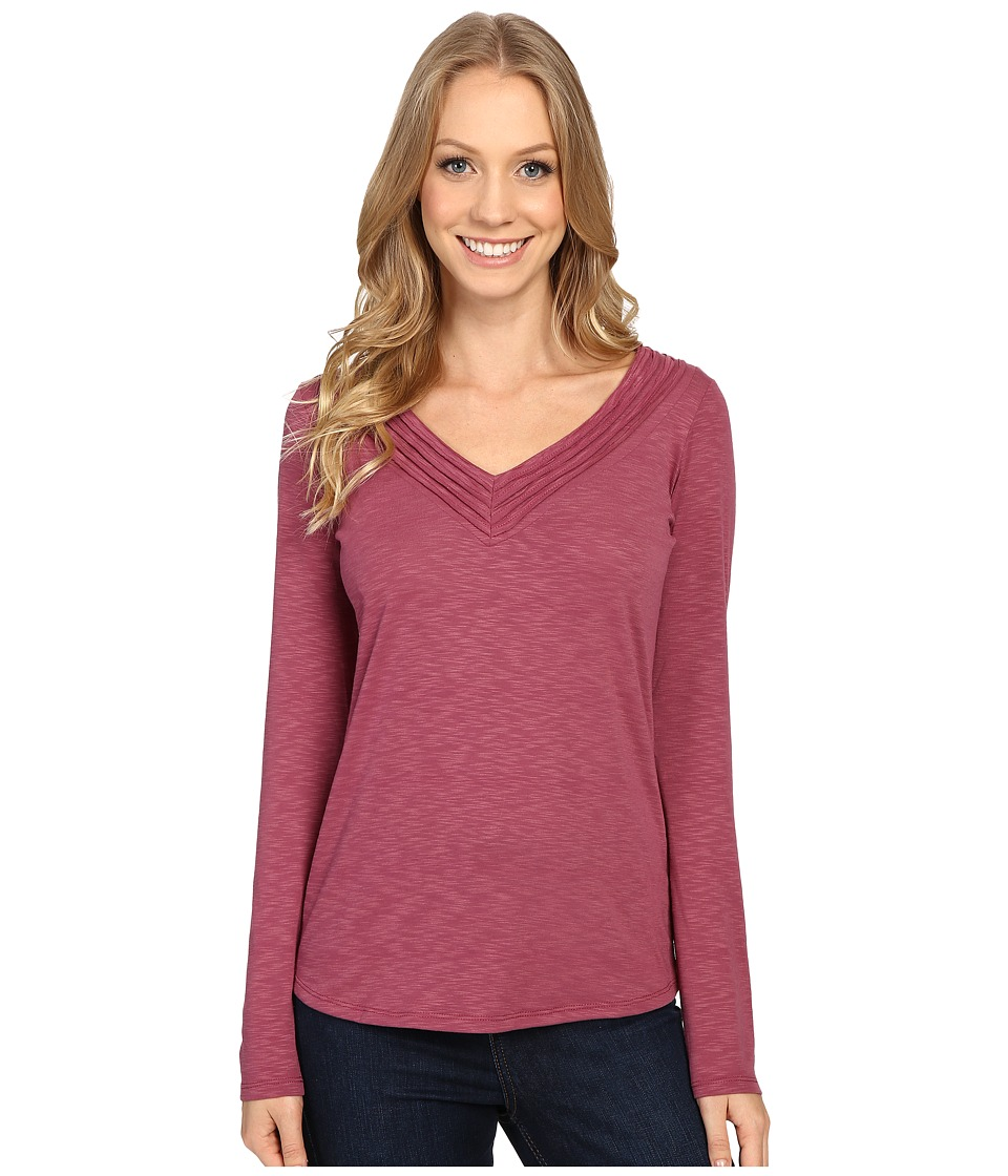 KUHL - Sora Long Sleeve Shirt (Ash Rose) Women's Long Sleeve Pullover