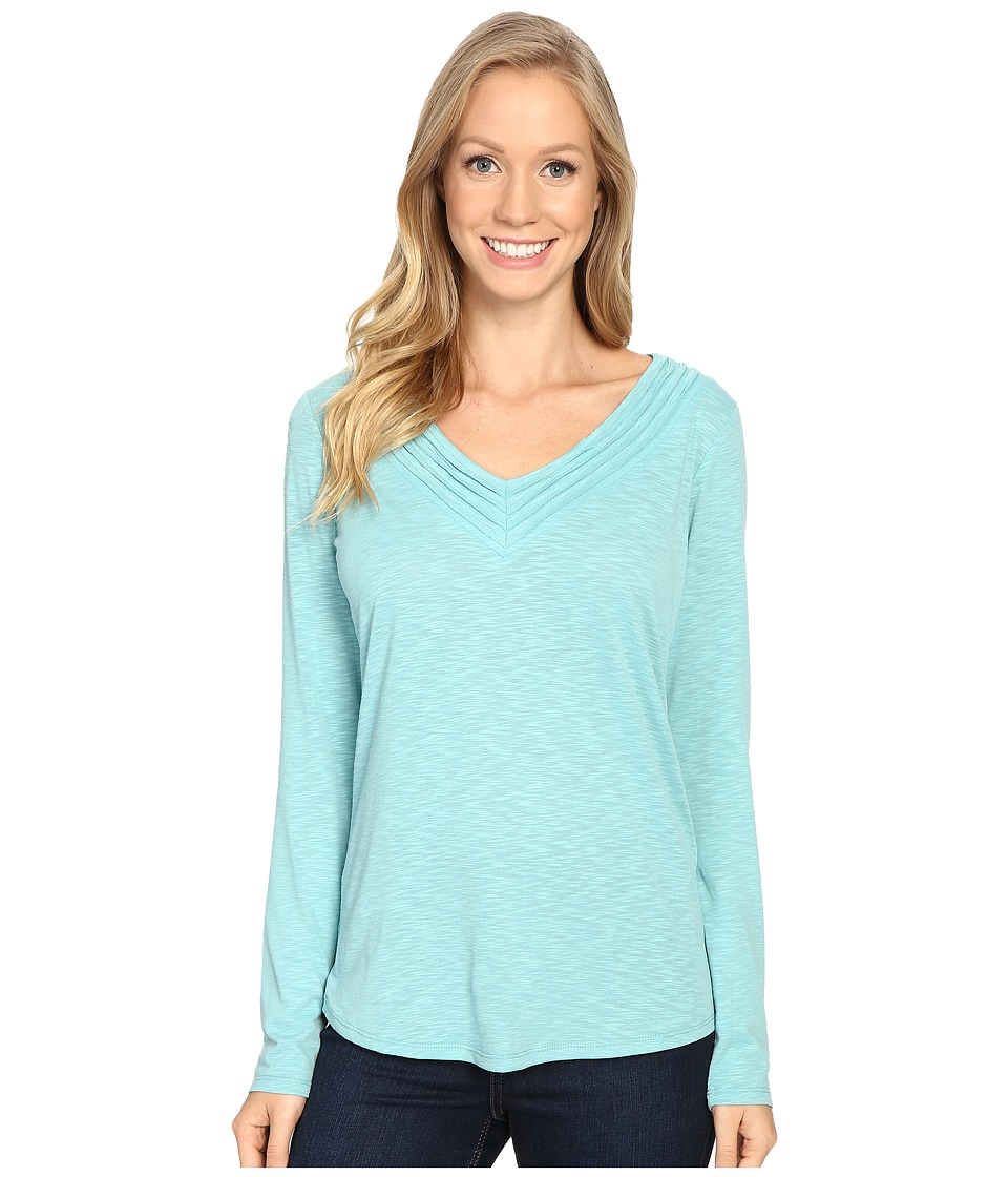 KUHL - Sora Long Sleeve Shirt (Dew) Women's Long Sleeve Pullover