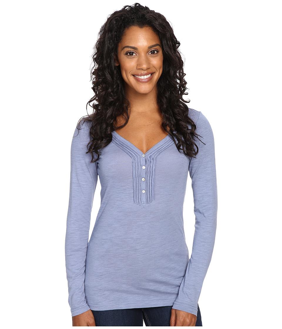 Kuhl - Vega L/S Henley (Allure) Women's Long Sleeve Pullover
