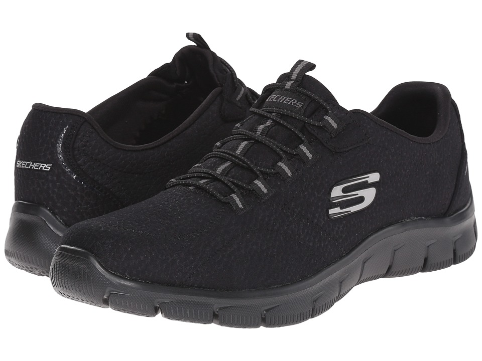 SKECHERS - Empire (Black) Women's Shoes