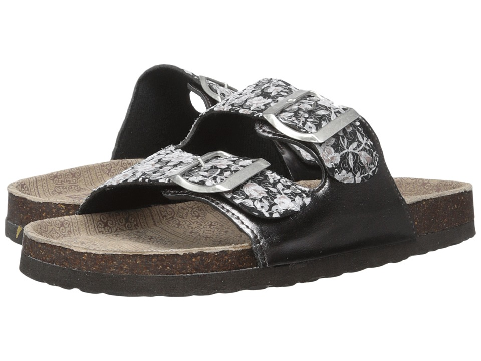 MUK LUKS - Marla (Black) Women's Sandals