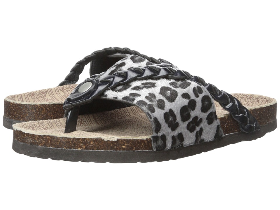 MUK LUKS - Elaine (Black) Women's Sandals