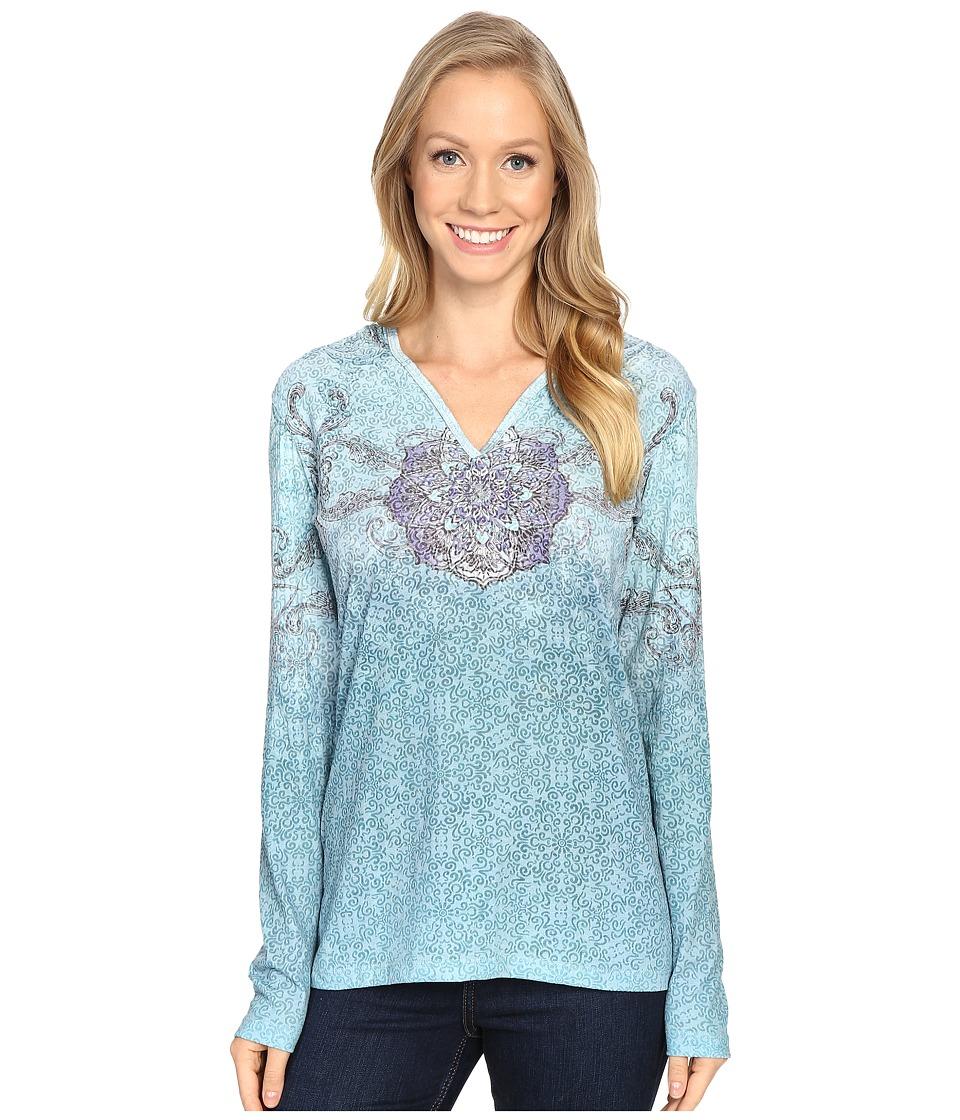 KUHL - Basel Hoodie (Jasper Swirl) Women's Long Sleeve Pullover