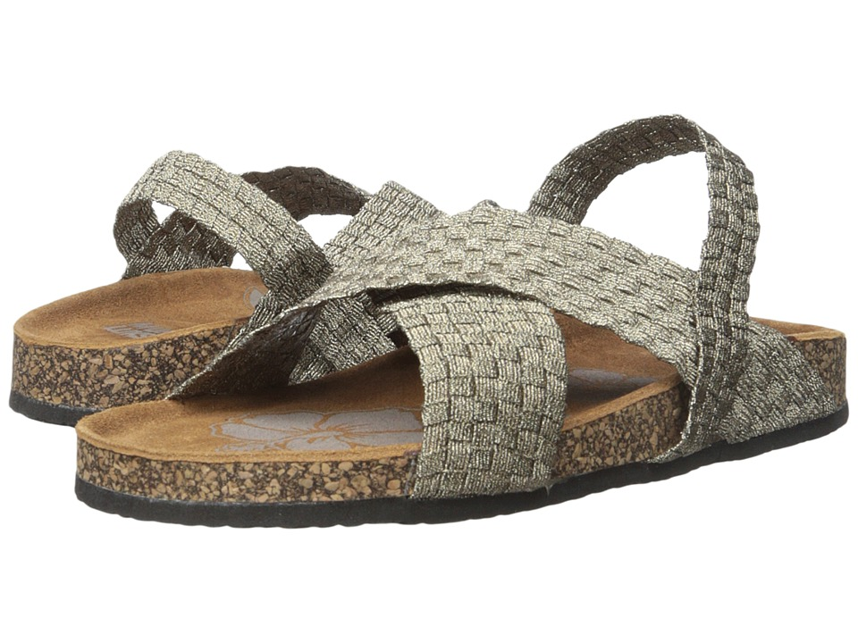 MUK LUKS - Morgan (Bronze) Women's Sandals