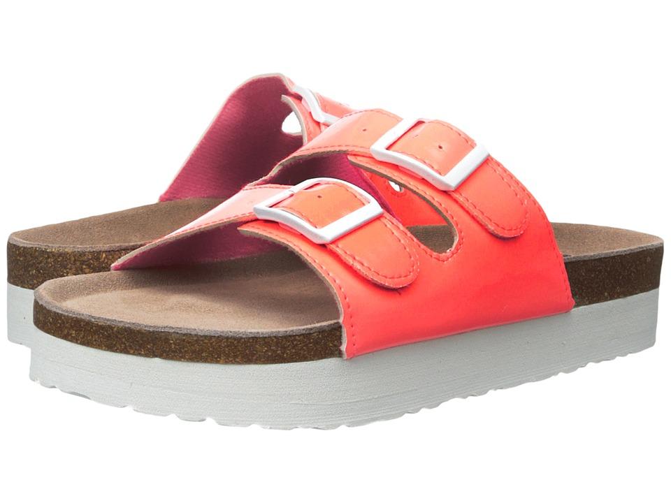 MUK LUKS - Diane (Coral) Women's Sandals