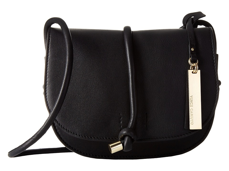 Vince Camuto - Sonia Crossbody (Black) Cross Body Handbags