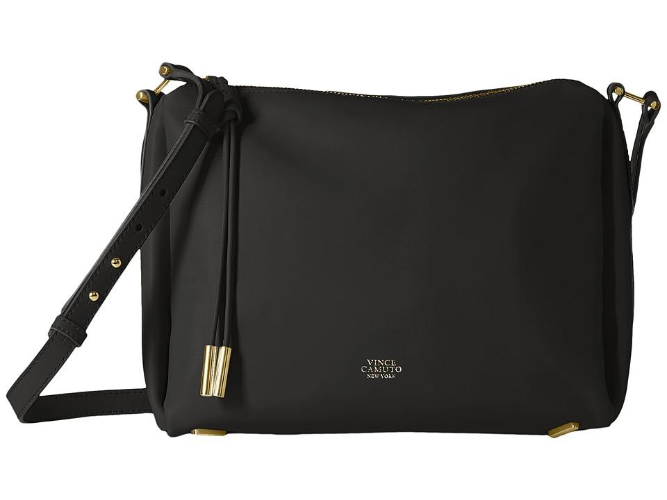 Vince Camuto - Josie Crossbody (Black) Cross Body Handbags