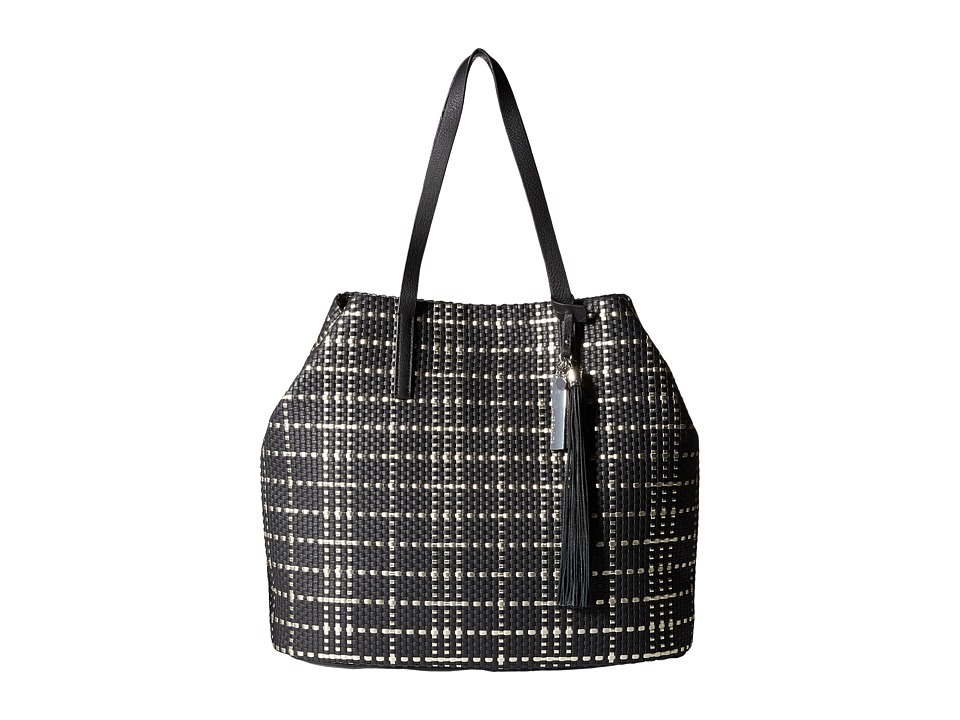 Vince Camuto - Oren Tote (Black/Black) Tote Handbags