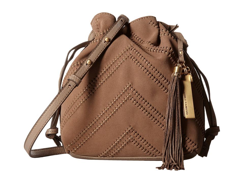 Vince Camuto - Nella Crossbody (Mink) Cross Body Handbags