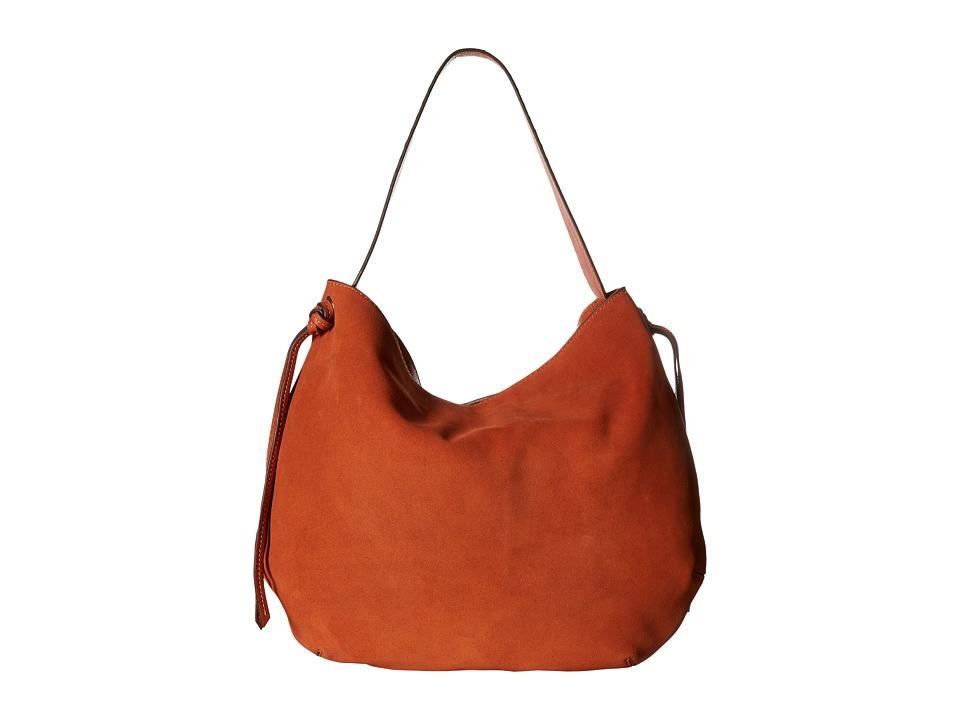 Vince Camuto - Nicki Hobo (Cajun Spice) Hobo Handbags