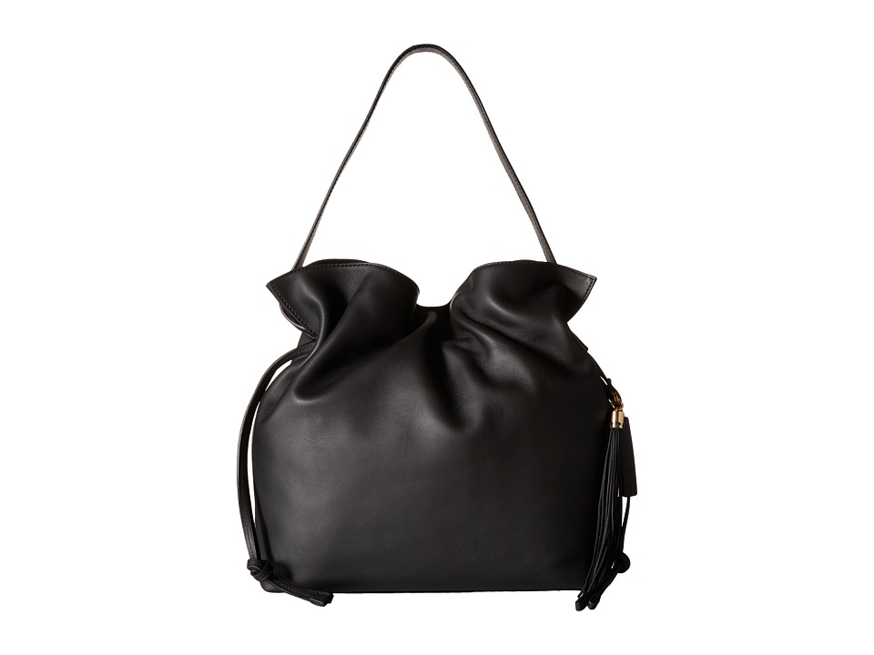 Vince Camuto - Linny Hobo (Black) Hobo Handbags