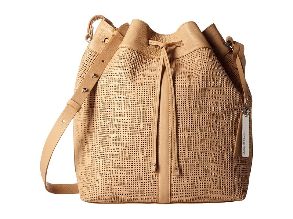 Vince Camuto - Jaxen Drawstring (Nude) Drawstring Handbags