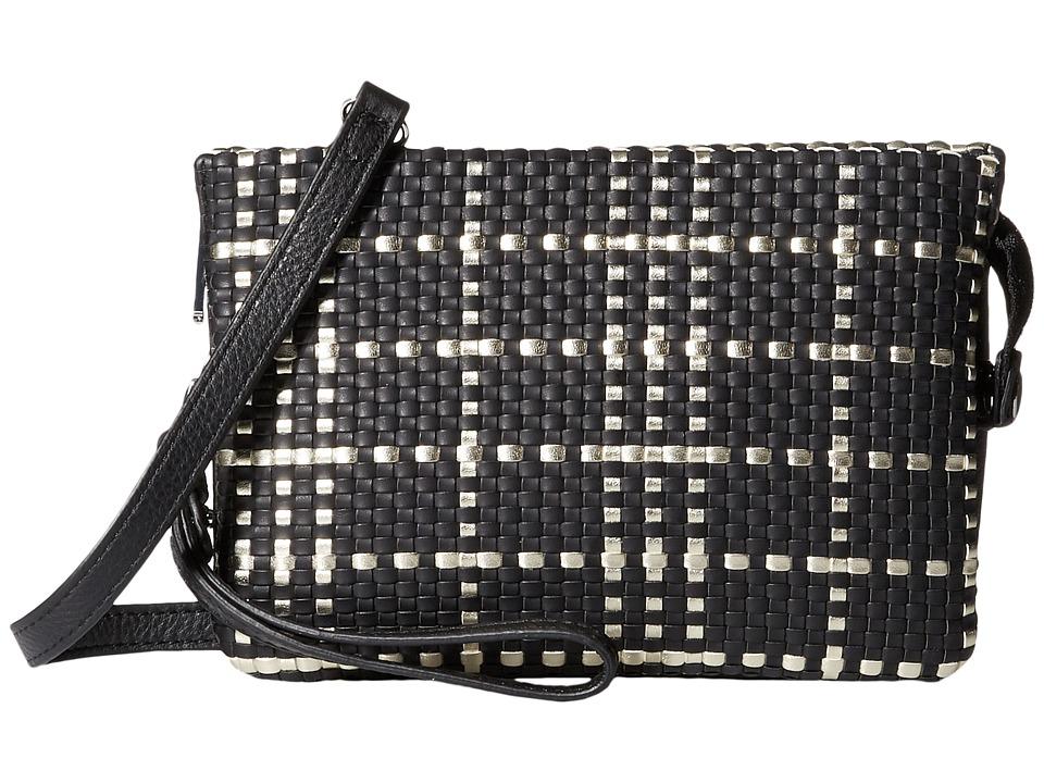 Vince Camuto - Cami Crossbody (Black/Black) Cross Body Handbags