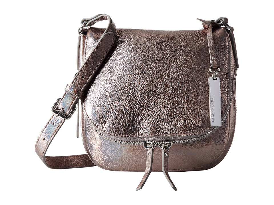 Vince Camuto - Baily Crossbody (Gunmetal Iridescent) Cross Body Handbags
