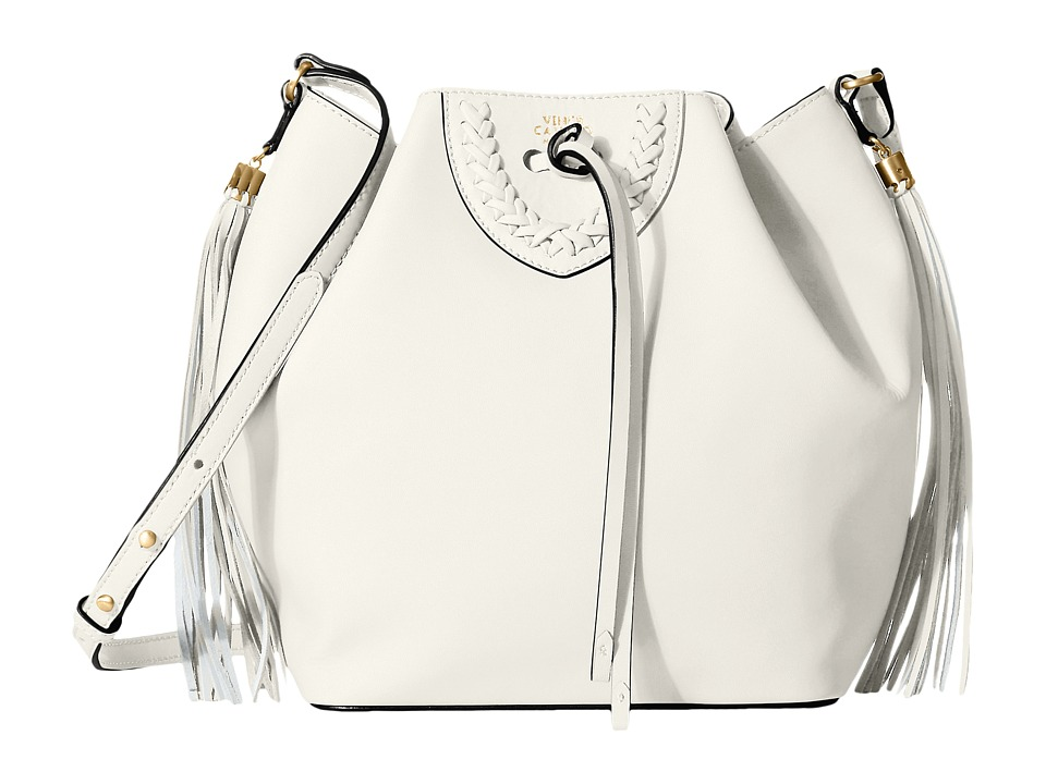 Vince Camuto - Amala Crossbody (White Asparagus) Cross Body Handbags
