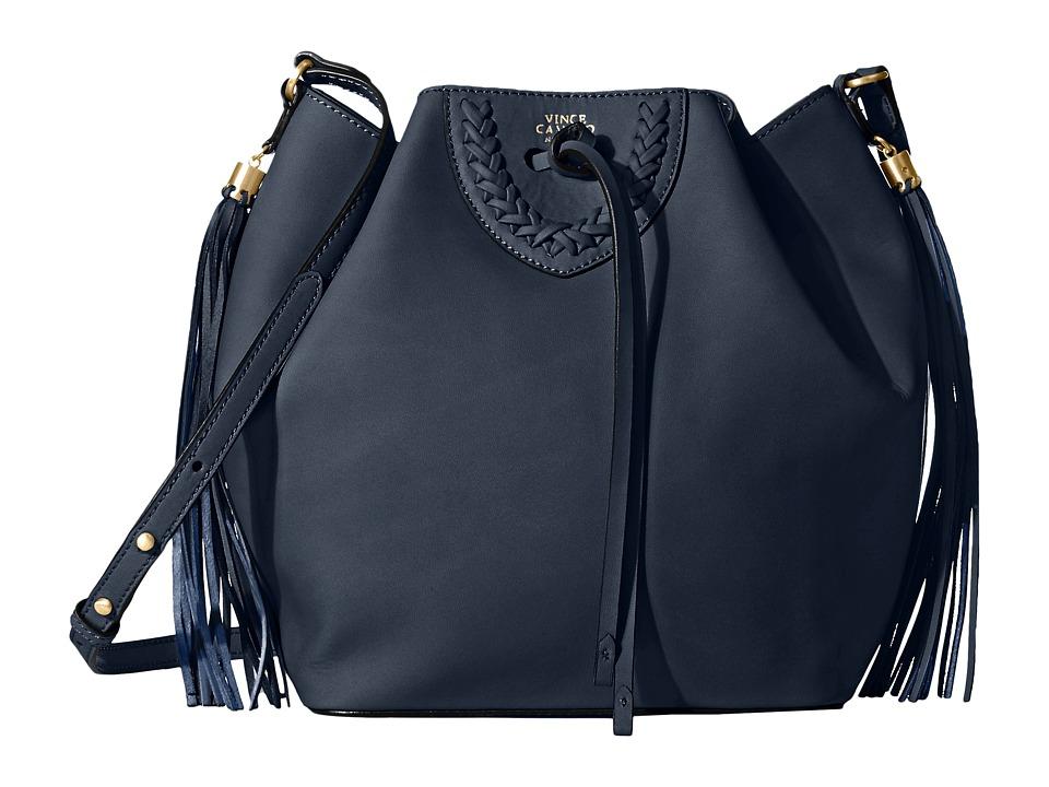 Vince Camuto - Amala Crossbody (Navy) Cross Body Handbags