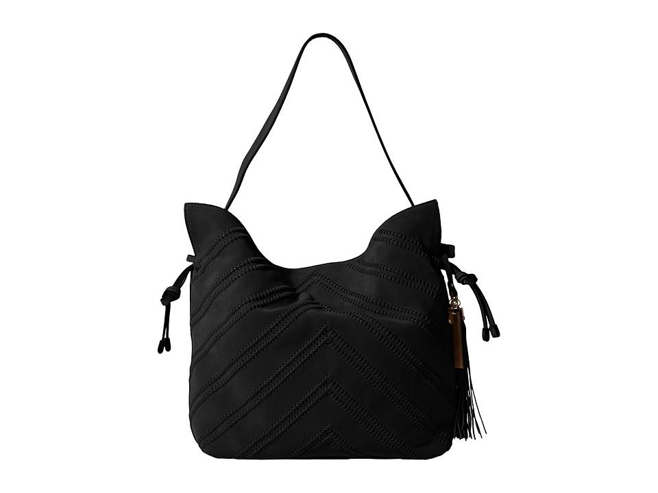 Vince Camuto - Nella Hobo (Black) Hobo Handbags