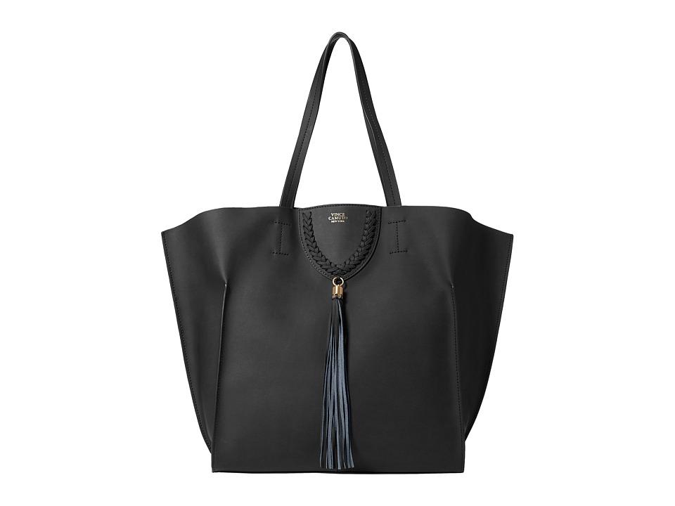Vince Camuto - Amala Tote (Black) Tote Handbags