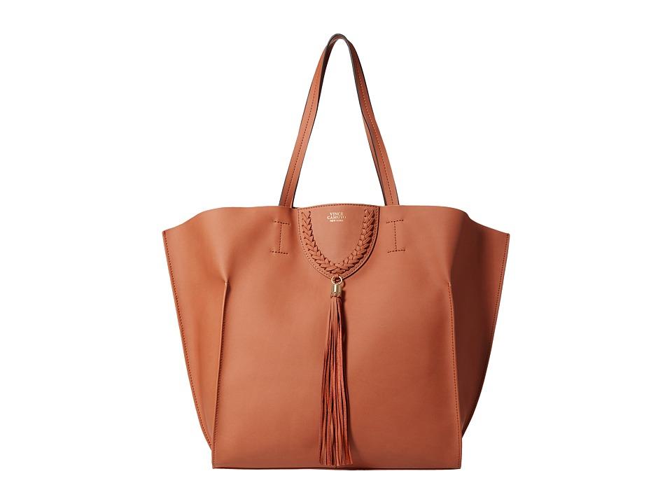 Vince Camuto - Amala Tote (Cajun Spice) Tote Handbags
