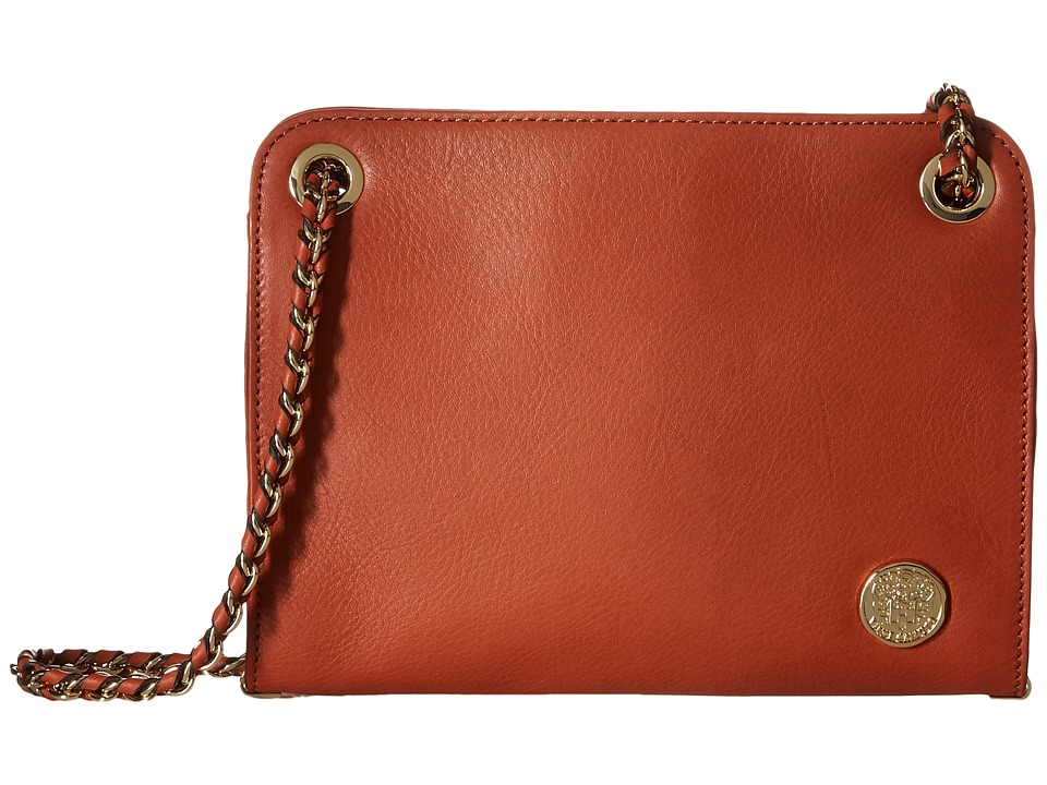 Vince Camuto - Jenni Crossbody (Cajun Spice) Cross Body Handbags