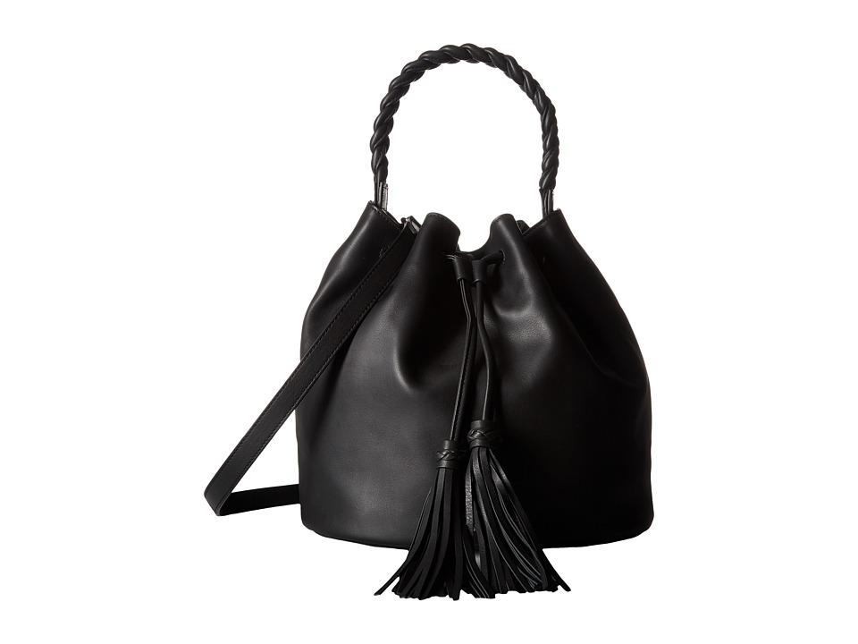 Vince Camuto - Zinya Drawstring (Black) Drawstring Handbags