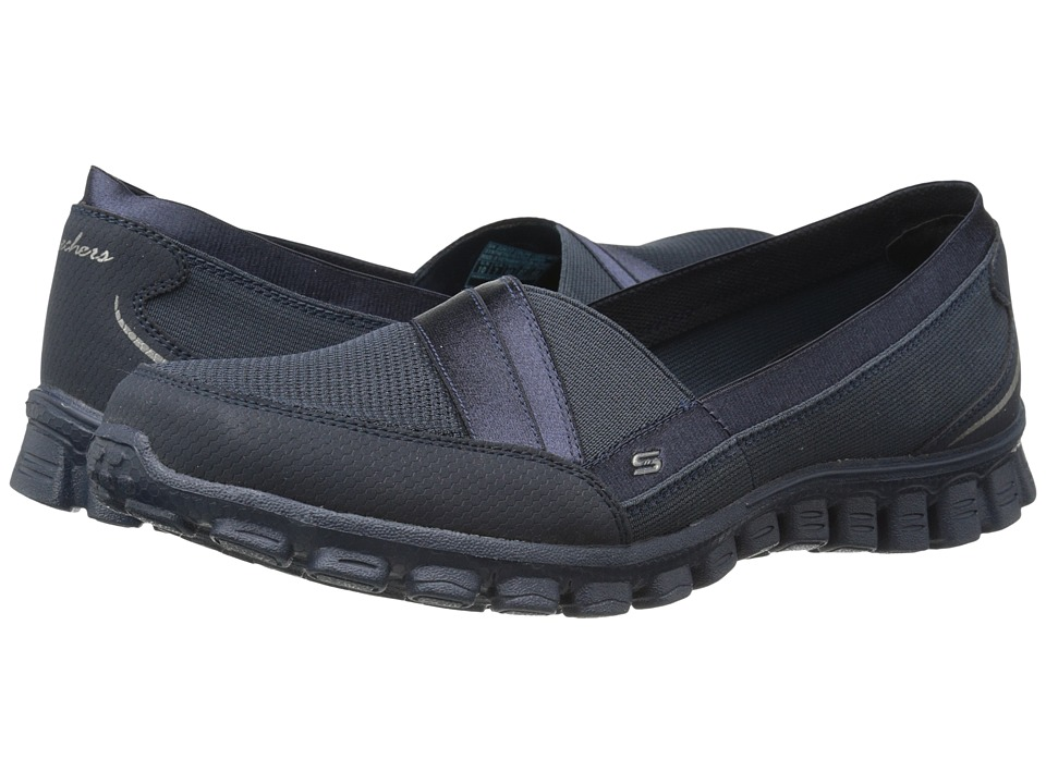 SKECHERS - EZ Flex 2 - Quipster (Navy 1) Women's Shoes
