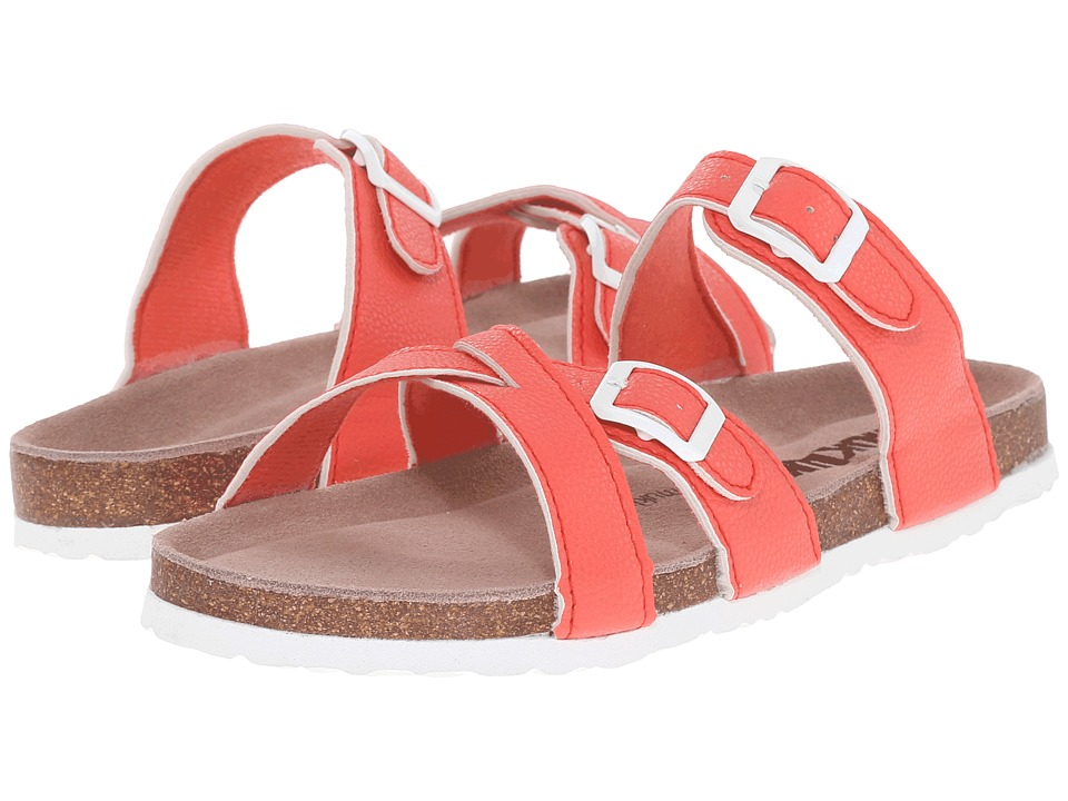 MUK LUKS - DeeDee (Coral) Women's Sandals