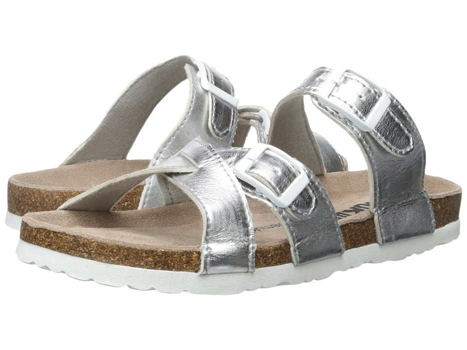 MUK LUKS - DeeDee (Silver) Women's Sandals