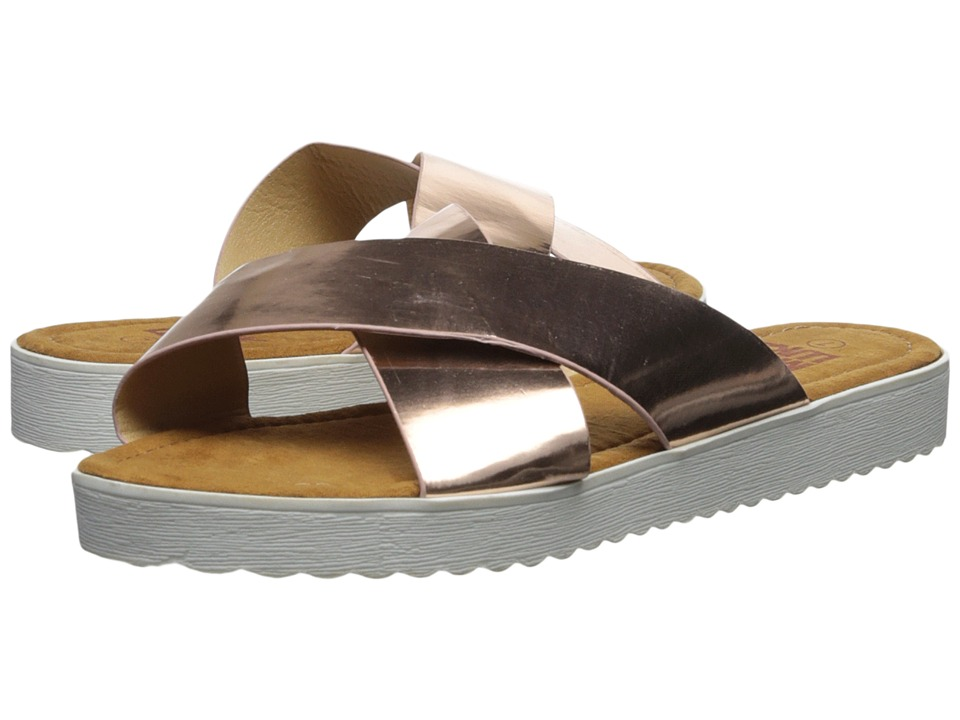 MUK LUKS - Valerie (Rose) Women's Sandals