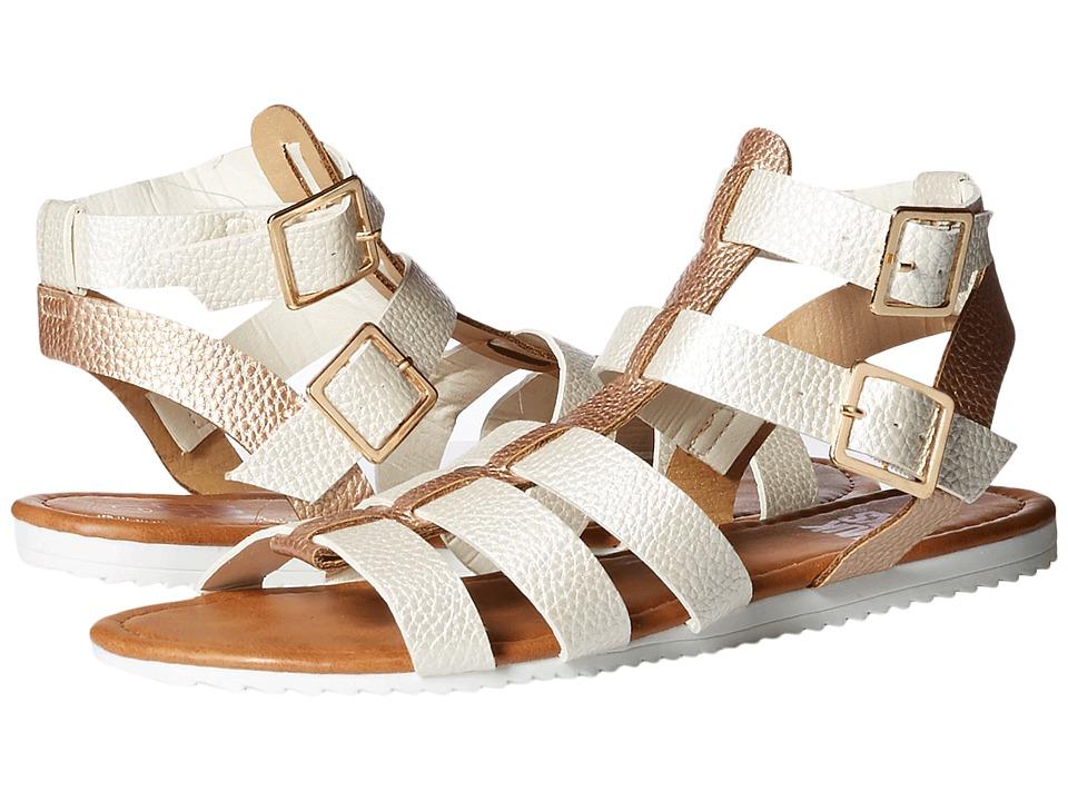 MUK LUKS - Juanita (Ivory) Women's Sandals