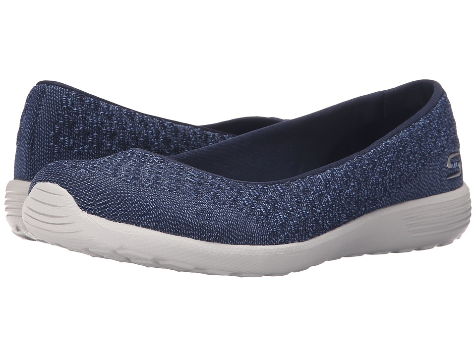 SKECHERS - Stardust - Faith (Navy) Women's Shoes