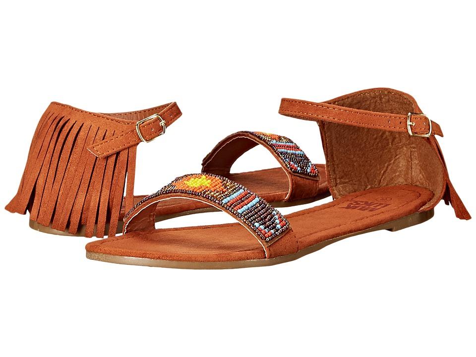 MUK LUKS - Phoebe (Camel) Women's Sandals