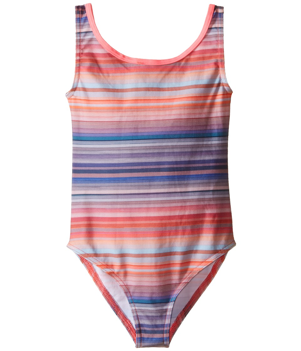 Paul Smith Junior - One-Piece Swimsuit (Toddler/Little Kids) (Multicolor) Girl's Swimsuits One Piece